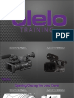 2014 Olelo Training Presentations NX5 JVC