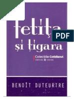 Benoit Buteurtre - Fetita Si Tigara 09