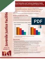FactSheet Facilities of criminal justice