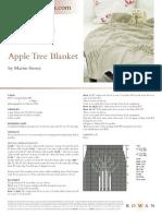 Apple Tree Blanket