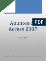 Apuntes Access