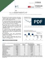 Pil e Indebitamento Delle AP 01Mar2011  Testointegrale20110301
