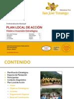 Municipio San José Tenango 171 - Plan Local de Acción DHA
