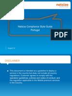 Netsize Compliance Style Guide New - Portugalv1