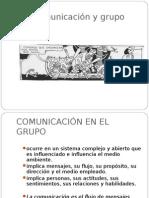 Comunicacion y Grupos