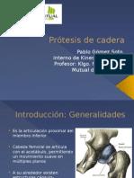 Protesis de Cadera y RHB