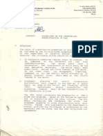 1988 AO4 Guidelines on the Reorganized Administration of DAR