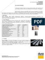Dura Profile Technical Specification