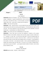 Teste Modelo1 Do Modulo 7