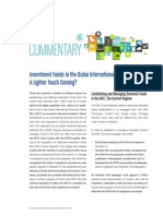 Investment Funds in Dubai IFC