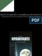 Robert Venturi Complessità e Contradizioni Nell'Architecttura
