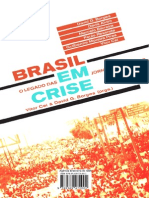 Brasil Em Crise Praia Editora 2015