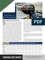 Workforce Development in the SLC States