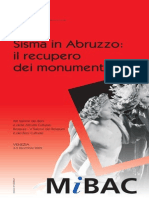 Sisma in Abruzzo