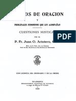 Grados de Oracion-Gonzalez Arintero