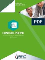 Control Previo y Concurrente en Las Entidades Del Estado