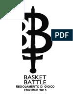 Regolamento basketbattle