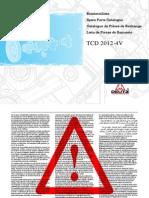 Manual de Parte Motor Deutz TCD2012-4v