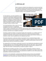 Renta de oficinas en México df