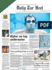 The Daily Tar Heel for Feb. 25, 2010