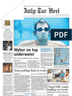The Daily Tar Heel for Feb. 25, 2010