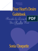 Creating Your Heart's Desire Workbook