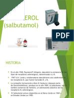 albuterol (salbutamol)
