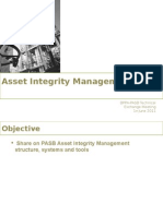 Asset Integrity Management
