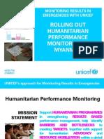 150604_Myanmar - HPM - EPR Training HPM