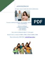 ADOLESCENCIA Información General (1)