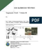 Apostila Tingimento Textil Volume III - Revisado 2008