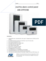 Asenware Conventional Fire Alarm System Products-Brochure