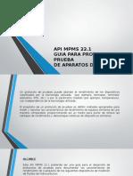 API 22
