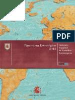 Panorama Estrategico 2015