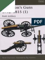 [66] Napoleon's Guns (1792–1815) (1) - Field Artillery