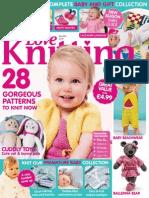 Love Knitting for Babies - July 2015 UK