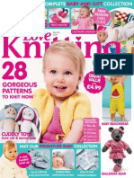 Love Knitting for Babies - July 2015 UK