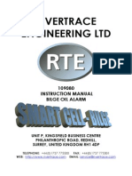 Rivertrace Engineering Smart Cell Bilge Manual