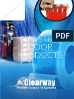 Clearway PVC Strip Midsa