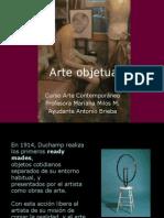 11. Arte Objetual