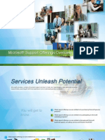 Microsoft Service and Support Offering Brochure APGC