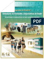 Puerto Rico Core Standards 2014 - Español
