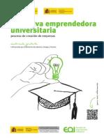 Iniciativa Emprendedora IEmpleo 2014-2015
