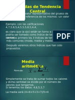 1-Medidas de Tendencia Central y Variabilidad