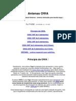 AntenasOWAVHfUHF