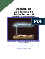22 Tecnicas de Projeo Astral