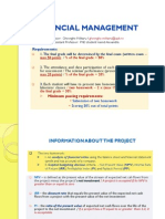 Financial Management 01