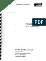 Manual Modulo Hidrodinamico