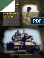 Tankograd Catalogue 2015 IV