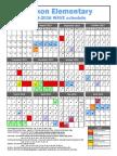 DES 2015-2016 WAVE Calendar